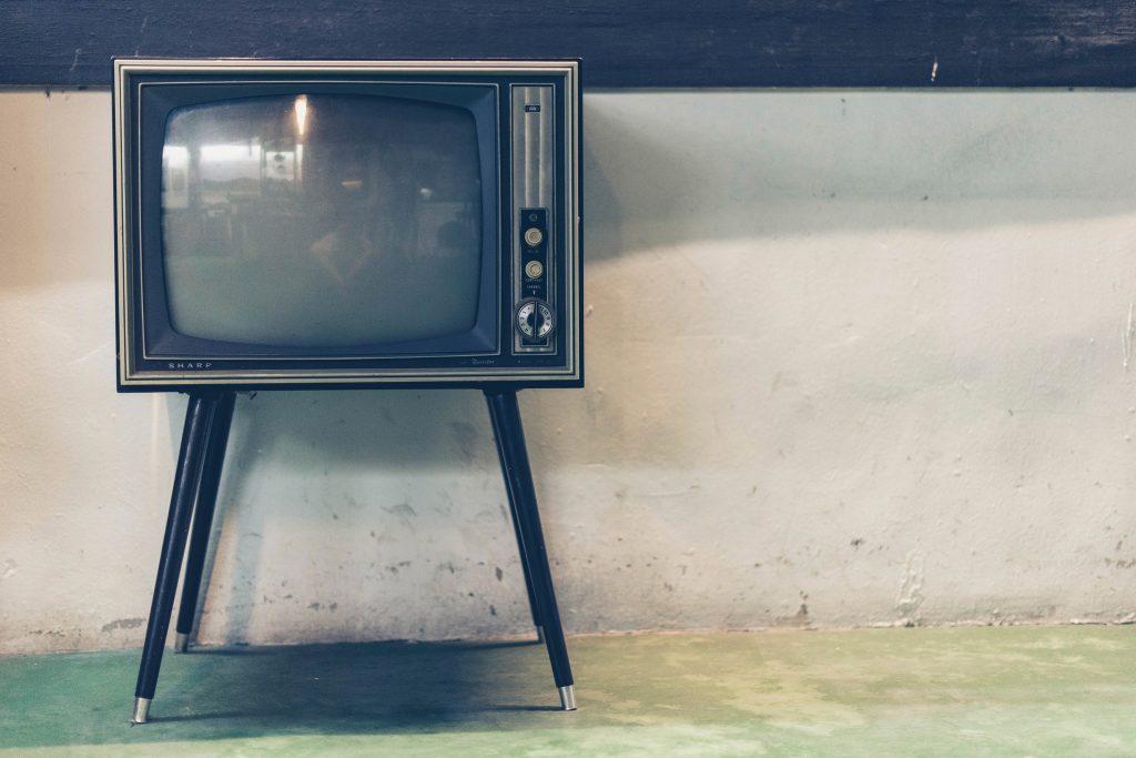 News Consumption Statistics - Vintage TV