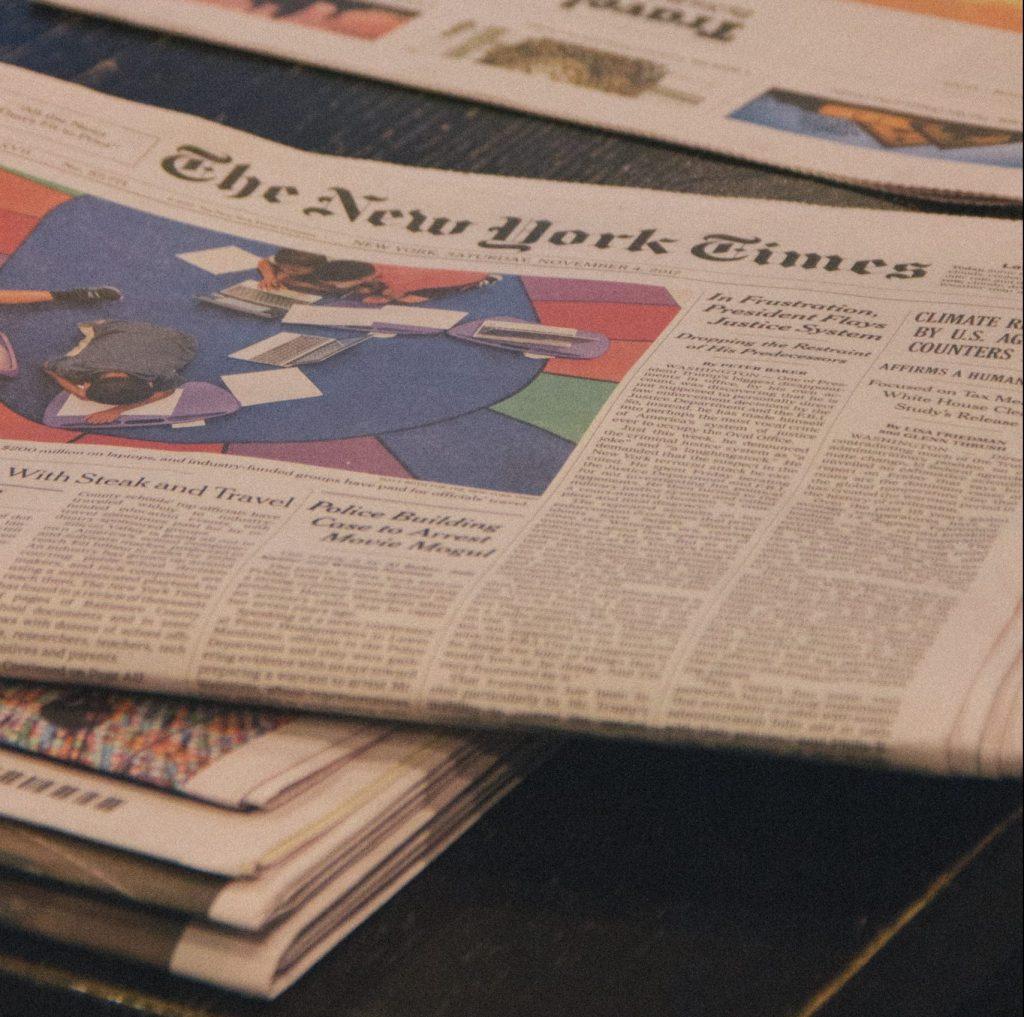 New York Times Readership Statistics - Newspapers