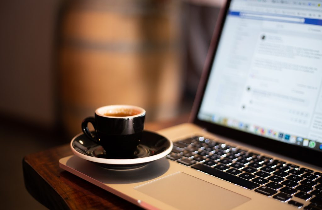 How Many People Get Their News from Social Media - A Cup of Coffee