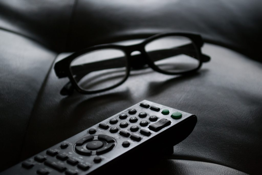Cable News Viewership Statistics - Remote Controller