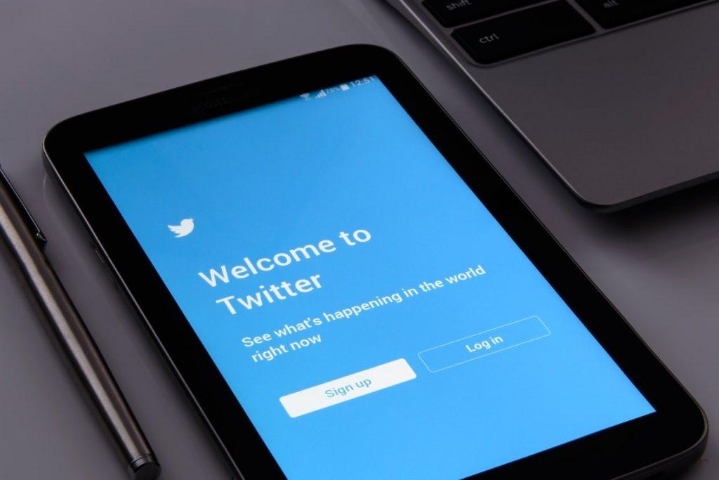 Twitter Statistics - Twitter Screen