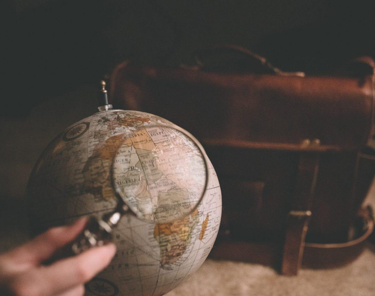 News Consumption Statistics - World Globe